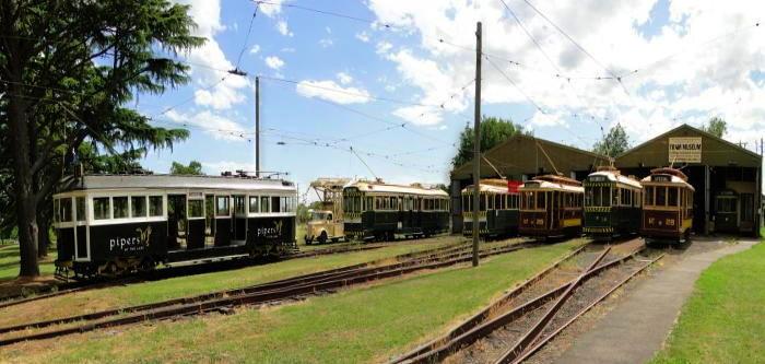Free Things To Do  Ballarat Tramway Museum