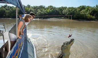 Adelaide River Jumping Crocodile Cruise Thumbnail 1
