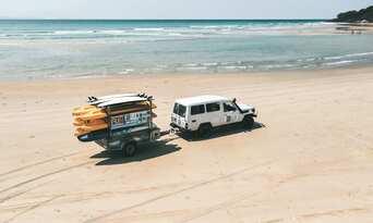 Noosa Dolphin Viewing Sea Kayak Tour Thumbnail 4