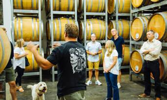 Luxury Carbon Neutral Hunter Valley Wine-Tasting Departing Sydney Thumbnail 2