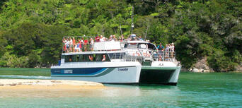 Abel Tasman National Park Full Scenic Cruise Thumbnail 6