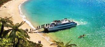 Abel Tasman National Park Full Scenic Cruise Thumbnail 3