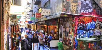 Melbourne Walking Tour - Lanes and Arcades Thumbnail 2