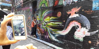Melbourne Walking Tour - Lanes and Arcades Thumbnail 4