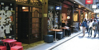 Melbourne Walking Tour - Lanes and Arcades Thumbnail 1