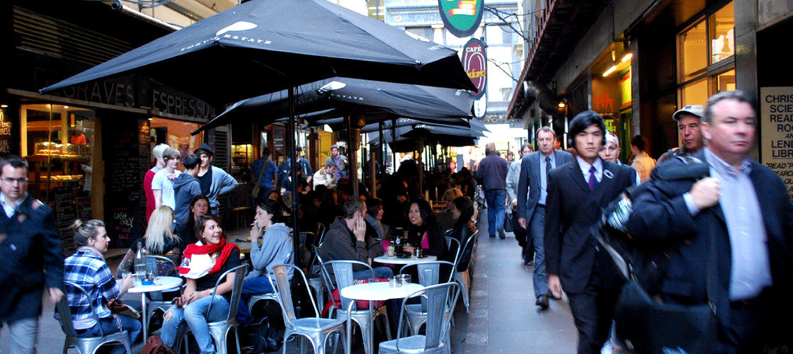 Free Things To Do  Degraves Street