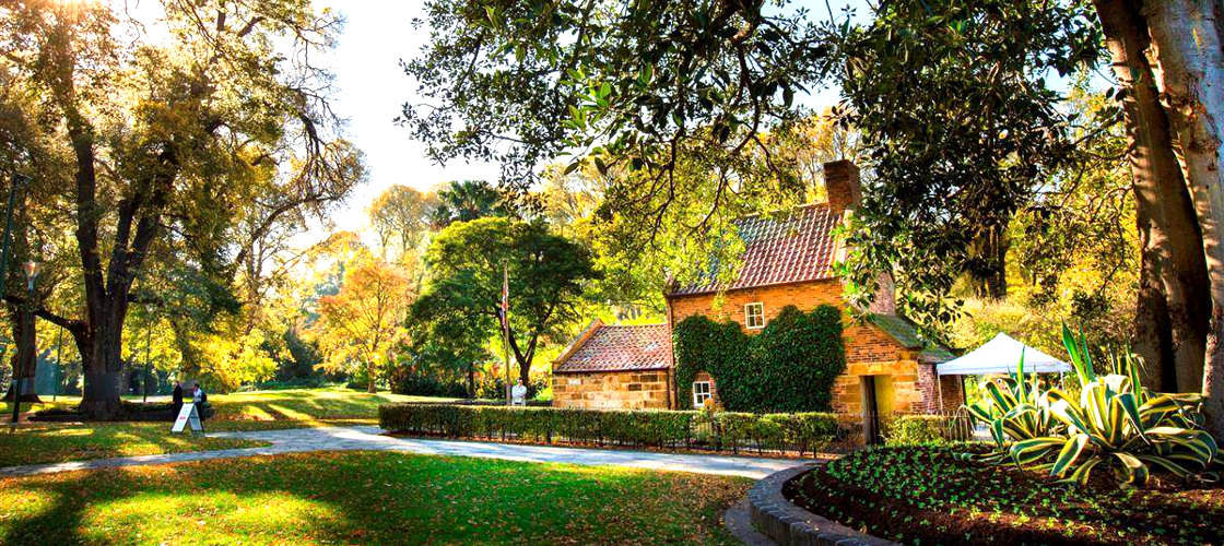 Free Things To Do  Fitzroy Gardens