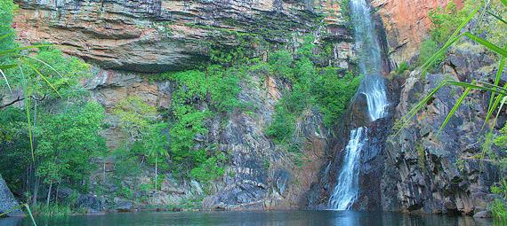 Free Things To Do  Tjaynera Falls