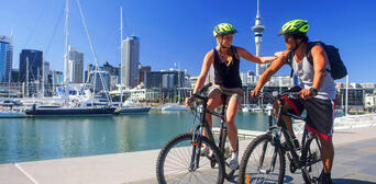 Auckland Waterfront Guided Bike Tour Thumbnail 4