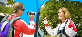 Skydive Abel Tasman 16,500ft Thumbnail 2