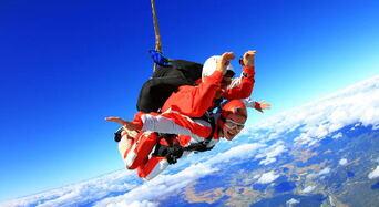 Skydive Abel Tasman 16,500ft Thumbnail 1