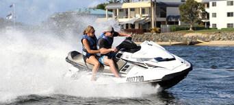 Gold Coast 1 hour Guided Jet Ski Tour Thumbnail 2