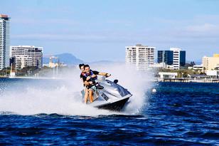 Gold Coast 1 hour Guided Jet Ski Tour Thumbnail 4