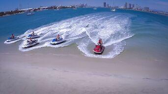 Gold Coast 1 hour Guided Jet Ski Tour Thumbnail 5