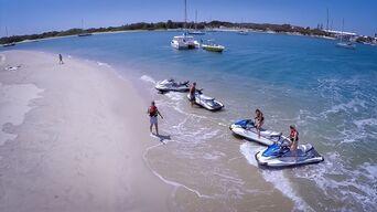 Gold Coast 1 hour Guided Jet Ski Tour Thumbnail 6