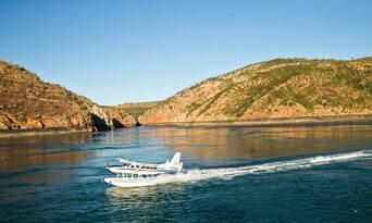 Horizontal Falls Morning Seaplane Flight and Boat Tour with Breakfast Thumbnail 1