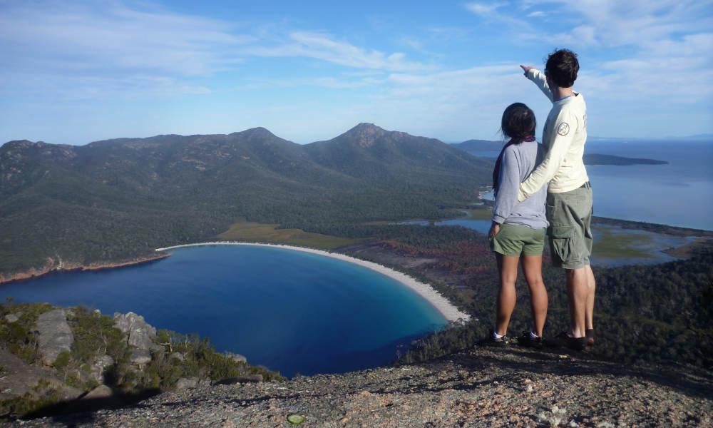 Tours Tasmania Wineglass Bay