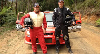 Melbourne Rally Car Experience - Hot Laps Thumbnail 1