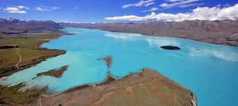 The Grand Traverse Scenic Flight from Lake Tekapo Thumbnail 4
