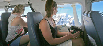 The Grand Traverse Scenic Flight from Franz Josef Thumbnail 2