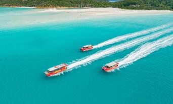 Full Day Whitsundays Speedboat Tour Thumbnail 4
