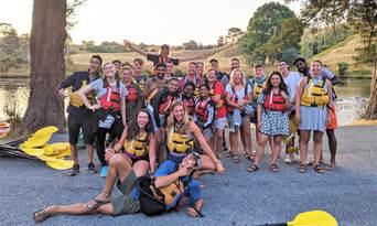 Evening Glow Worm Kayak Tour from Tauranga including Wine Tasting Thumbnail 4