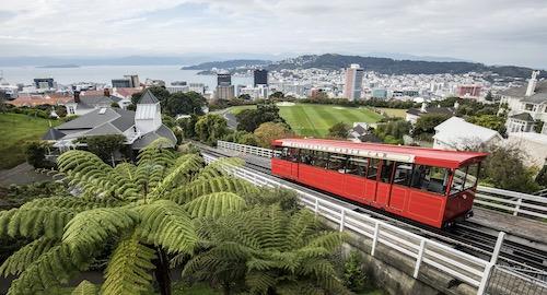Wellington, NZ North Island